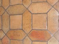 Pose traitement terre cuite carrelage salernes en for Carrelage terre cuite provence