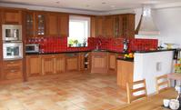 Carrelage 30x30 terre cuite – Fabrication artisanale au feu de bois