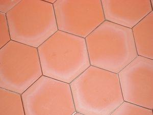 Carrelage tomette hexagonale for Carrelage imitation tomette